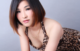 Beautiful Chinese Lady Lili
